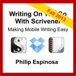 Writing On The Go With Scrivener