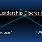Leaders Must Choose